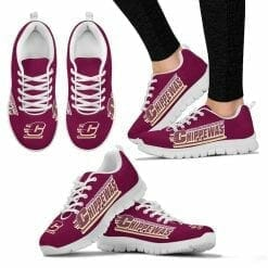 NCAA Central Michigan Chippewas Running Shoes
