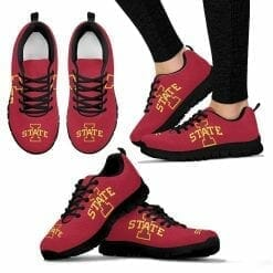 NCAA Iowa State Cyclones Running Shoes V2