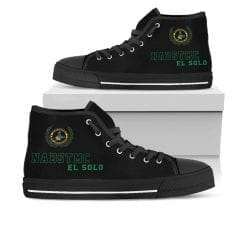 NABSTMC High Top Shoes