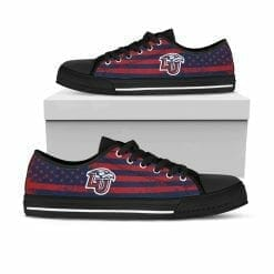 NCAA Liberty Flames Low Top Shoes