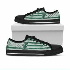 NCAA Loyola Greyhounds Low Top Shoes