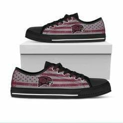 NCAA Maryland Eastern Shore Hawks Low Top Shoes