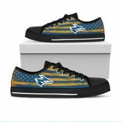 NCAA Nebraska-Kearney Lopers Low Top Shoes