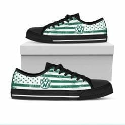 NCAA Northwest Missouri State Bearcats Low Top Shoes