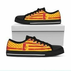 NCAA Pittsburg State Gorillas Low Top Shoes