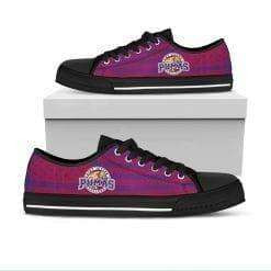 NCAA Saint Joseph's College Pumas Low Top Shoes