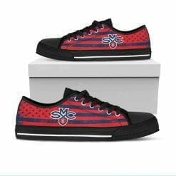 NCAA Saint Mary's Gaels Low Top Shoes