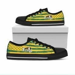NCAA Siena Saints Low Top Shoes