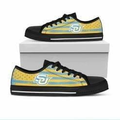 NCAA Southern University Jaguars Low Top Shoes