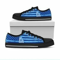 NCAA Spelman College Jaguars Low Top Shoes