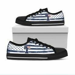 NCAA Texas Tyler Patriots Low Top Shoes