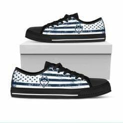 NCAA UConn Huskies Low Top Shoes