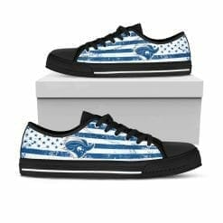 NCAA Christopher Newport Captains Low Top Shoes