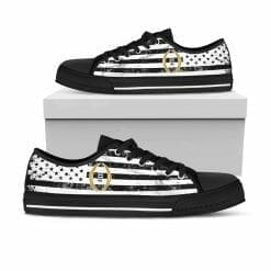 NCAA College Football Playoff Low Top Shoes