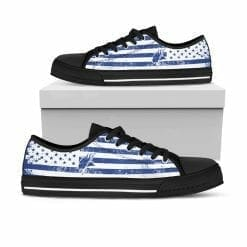 NCAA ECSU Vikings Low Top Shoes