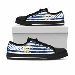 NCAA Embry-Riddle Eagles Low Top Shoes