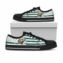 NCAA Bemidji State Beavers Low Top Shoes