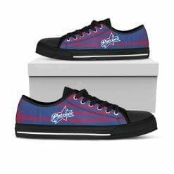 NCAA Francis Marion University Patriots Low Top Shoes