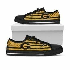 NCAA Grambling Tigers Low Top Shoes
