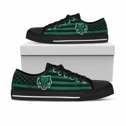 NCAA Binghamton Bearcats Low Top Shoes