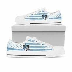 NCAA Johns Hopkins Blue Jays Low Top Shoes