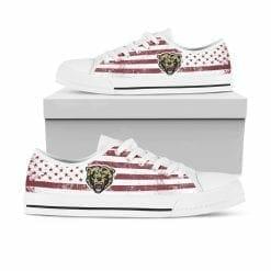 NCAA Kutztown Golden Bears Low Top Shoes