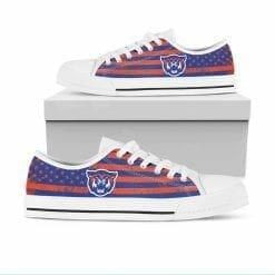 NCAA Louisiana College Wildcats Low Top Shoes
