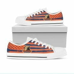 NCAA Morgan State Bears Low Top Shoes