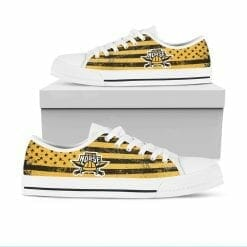 NCAA Northern Kentucky University Norse Low Top Shoes