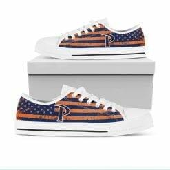 NCAA Pepperdine Waves Low Top Shoes