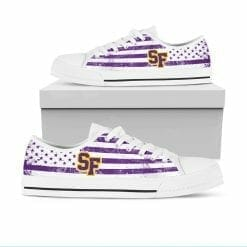 NCAA San Francisco State Gators Low Top Shoes