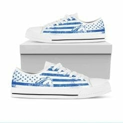 NCAA UAH Chargers Low Top Shoes