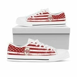 NCAA Charleston Cougars Low Top Shoes