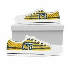 NCAA Coppin State Eagles Low Top Shoes
