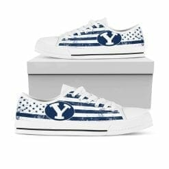 NCAA BYU Cougars Low Top Shoes