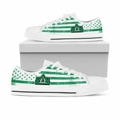 NCAA Delta State Statesmen Low Top Shoes