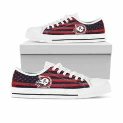 NCAA Dixie State Trailblazers Low Top Shoes
