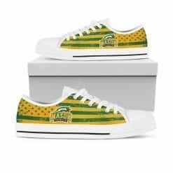 NCAA George Mason Patriots Low Top Shoes