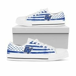 NCAA Grand Valley State Lakers Low Top Shoes