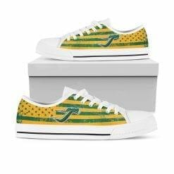 NCAA Humboldt State Jacks Low Top Shoes