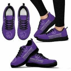 Wisconsin Whitewater Running Shoes V1