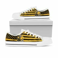 NCAA Adrian College Bulldogs Low Top Shoes