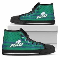 NCAA Florida Gulf Coast Eagles High Top Shoes
