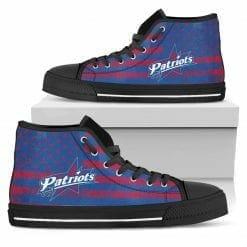 NCAA Francis Marion University Patriots High Top Shoes