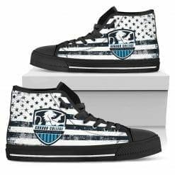 NCAA Gordon College Scots High Top Shoes