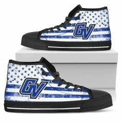 NCAA Grand Valley State Lakers High Top Shoes
