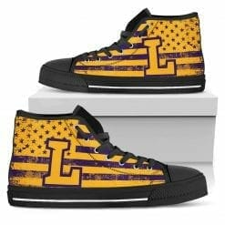 NCAA Lipscomb Bisons High Top Shoes