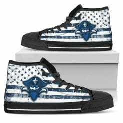 NCAA New Orleans Privateers High Top Shoes