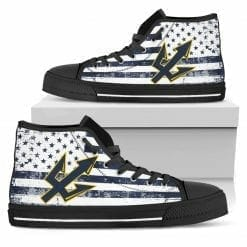 NCAA UC San Diego Tritons High Top Shoes
