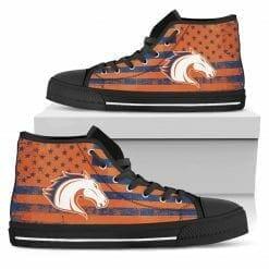 NCAA UT Arlington Mavericks High Top Shoes